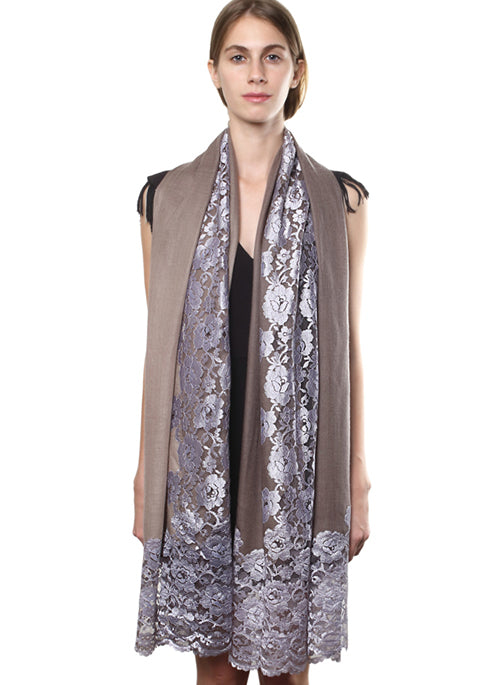 Ombre Fashion Road Scarf