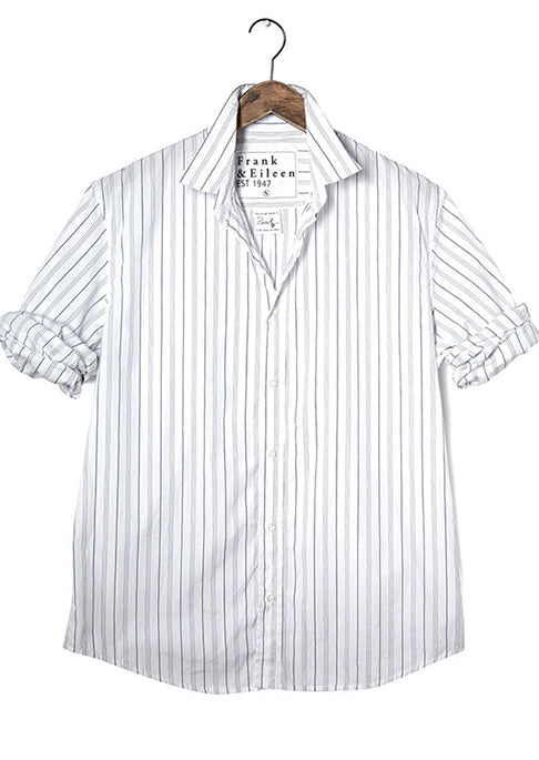 Paul Italian Poplin Stripe