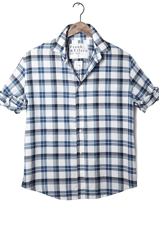 Paul Italian Poplin Plaid