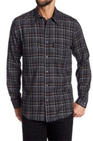 Clean Plackett Shirt