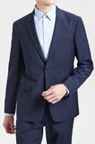 Gansevoort Jacket Blue