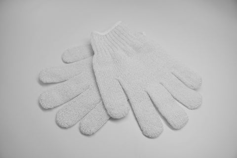 Exfoliating Gloves - Five Golden Apples