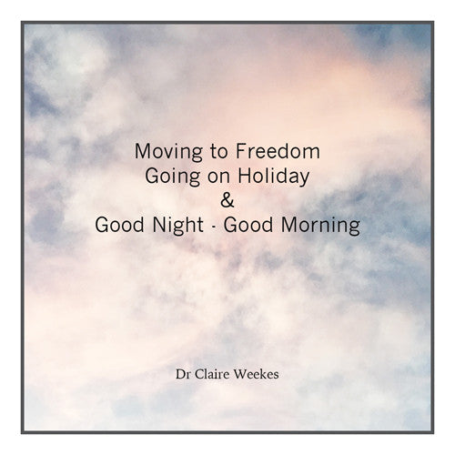Moving to Freedom - Going on Holiday - Goodnight, Good morning (1 CD)