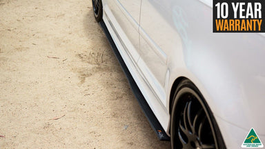 Flow Designs Audi  S3  8P Side Splitter Available at MODE Auto Concepts