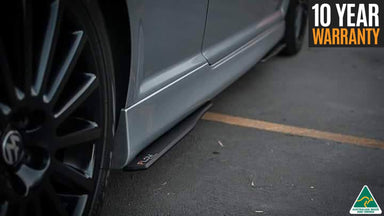 Flow Designs Volkswagen VW Golf R32 MK4 Side Splitter Available at MODE Auto Concepts