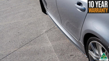 Flow Designs BMW  5 Series M-Sport E60 Side Splitter Available at MODE Auto Concepts