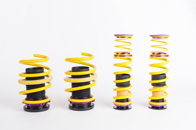 KW Suspension HAS Height Adjustable Spring kit suits VW Golf MK7/MK7.5 GTI/R Hatch