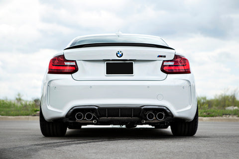 Carbone Collection Performance Rear Diffuser suits BMW M2 & M2 Competition Coupe (F87) 2016-2017