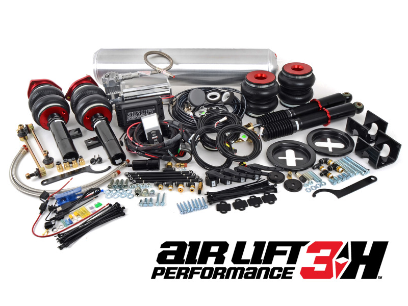 AIR LIFT Performance 3H System for MITSUBISHI (All Models)