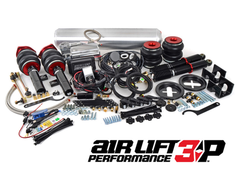 AIR LIFT Performance 3P System for PORSCHE (All Models)