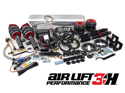 AIR LIFT Performance 3H System for PORSCHE (All Models)