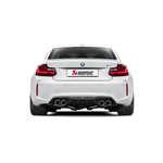 Akrapovic Downpipe (SS) suits BMW M2 F87