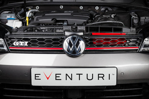 Eventuri Black Carbon Intake suits VW Golf MK7 GTI/R - Audi S3 8V 2.0 TFSI