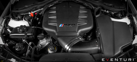 Eventuri Black Carbon Intake suits BMW M3 E90/E92/E93