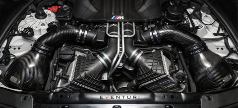 Eventuri Black Carbon Intake suits BMW M6 F06/F12/F13