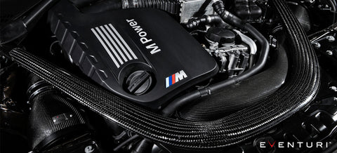 Eventuri Black Carbon Intake suits BMW M3/M4 F80/F82/F83