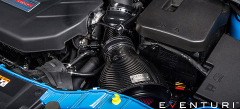 Eventuri Black Carbon Intake suits Ford Focus MK3 RS
