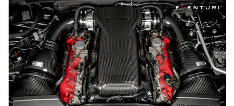 Eventuri Black Carbon Intake suits Audi RS5/RS4 B8
