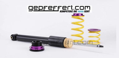 Gepfeffert GP Suspensions (By KW Suspensions) Audi - MODE Auto Concepts