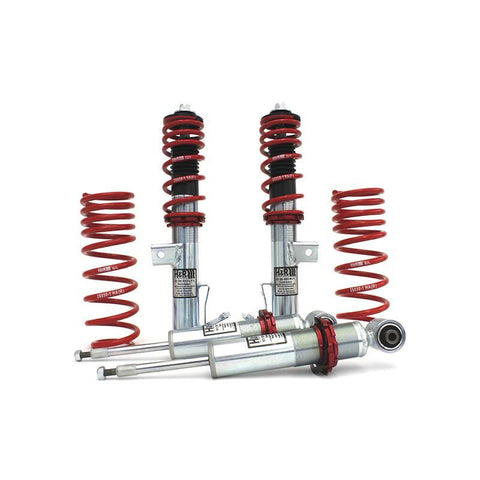 H&R Coilovers suits Ford  MUSTANG S550 2015 -  (F - 10-25mm R - 10-30mm)