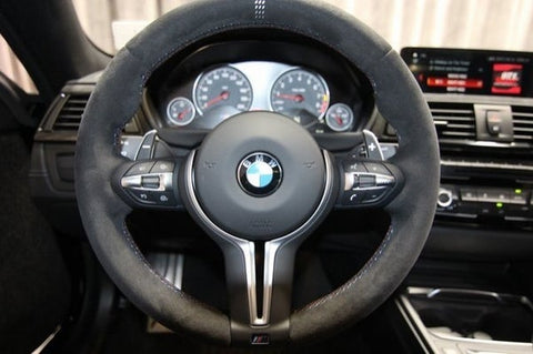 "MODE Custom Steering Wheel Cover for BMW & M Models ""GTS"" & ""CS"" Style"