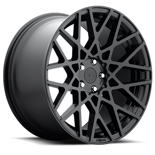 Rotiform BLQ Matte Black - MODE Auto Concepts