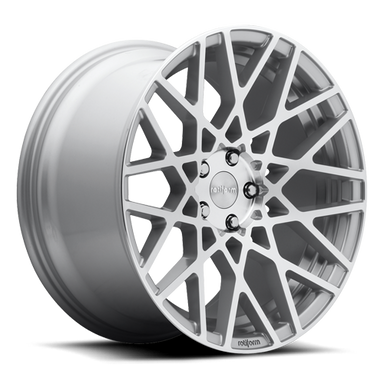 Rotiform BLQ Silver Machined - MODE Auto Concepts