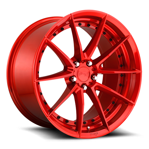 Niche Sector - M213 Candy Red