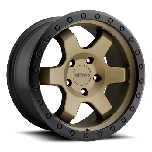 Rotiform SIX-OR (Off Road) Matte Bronze