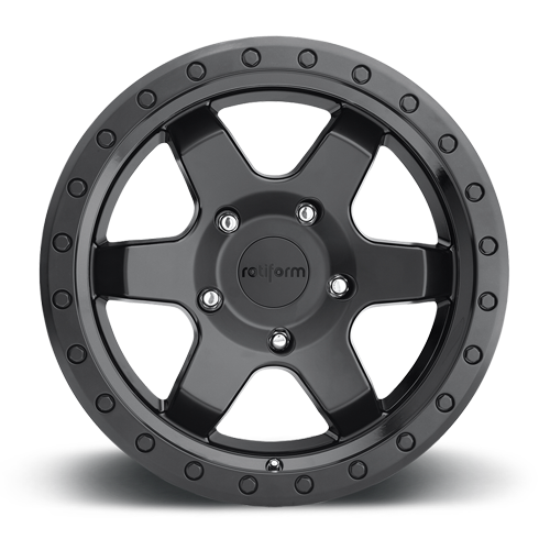 Rotiform SIX-OR (Off Road) Matte Black - MODE Auto Concepts