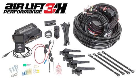 AIR LIFT Performance 3H Air Management System