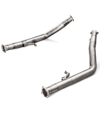 Akrapovic Downpipe w/o Cat (SS) suits Mercedes Benz AMG G63 W463 - MODE Auto Concepts