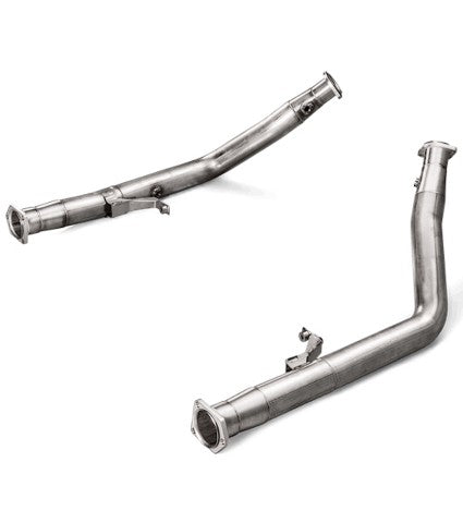 Akrapovic Downpipe w/o Cat (SS) suits AMG G63 W463