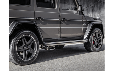 Akrapovic Evolution Line (Titanium) suits Mercedes Benz G63 AMG (W463) - MODE Auto Concepts