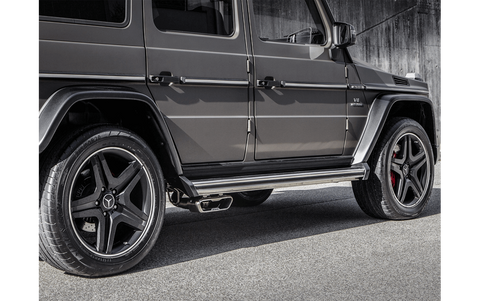 Akrapovic Evolution Line (Titanium) suits Mercedes AMG G63 W463