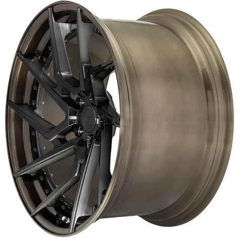 BC Forged HCA218 - 2PC Modular Wheels