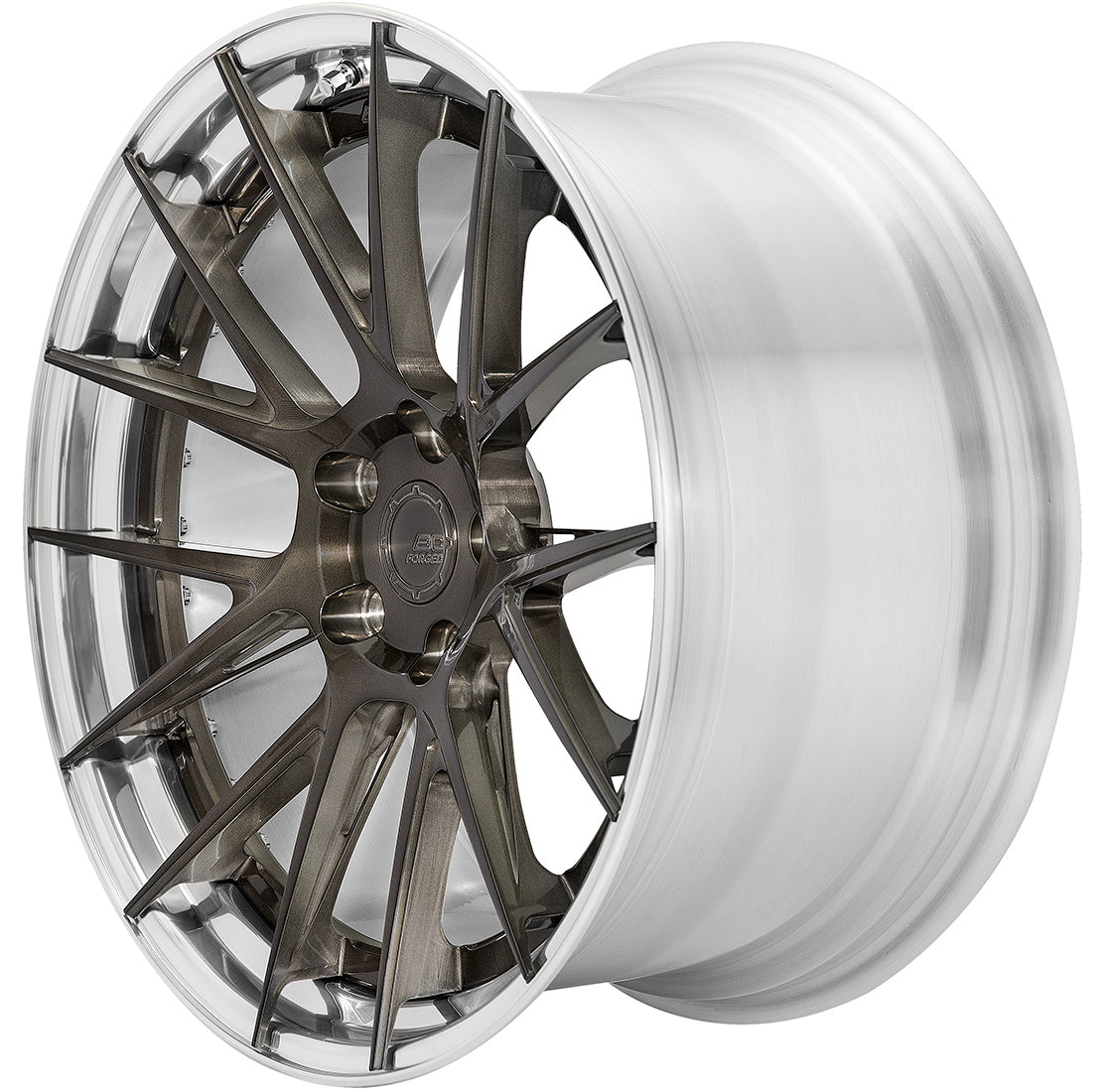 BC Forged HCA383 - 2PC Modular Wheels
