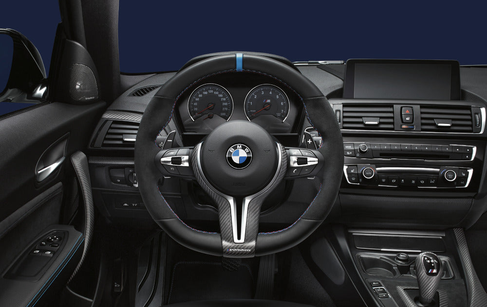 Genuine BMW M Performance Pro Steering Wheel M3/M4 (F80/F82/F83)
