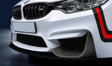 Carbone Collection Performance Front Splitter suits BMW M3/M4 2014-2017 (F80/F82/F83) - MODE Auto Concepts