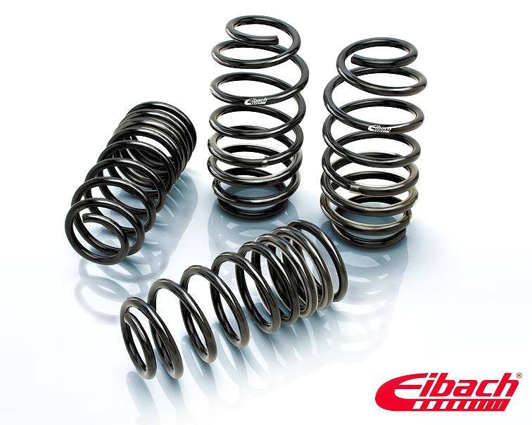 Eibach Pro Kit Lowering Springs suits Audi A4 1.8T/2.0T Quatro (B6/B7)