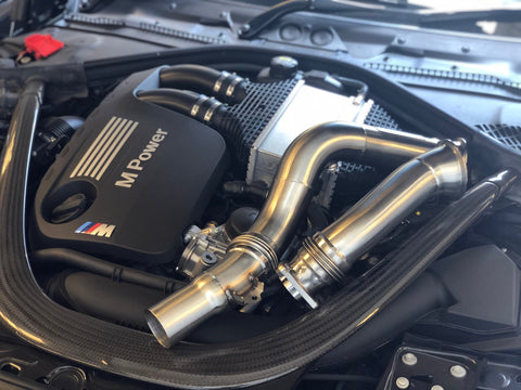 MODE Design Performance Downpipes suits BMW M3/M4 F80/F82 S55
