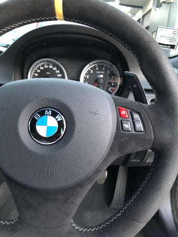 MODE Shift+ DCT Paddle Shifter (OEM Fit) BMW E-Series M suit 1M/M3/M5/M6 (E8X/E9X/E6X) X5M/X6M (E7X)