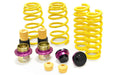 KW Suspension HAS Height Adjustable Spring kit suits Mercedes Benz AMG C63/C63s Sedan (W205) - MODE Auto Concepts