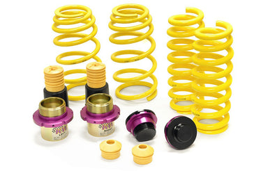 KW Suspension HAS Height Adjustable Spring kit suits Mercedes Benz AMG C63 (W205) Sedan - MODE Auto Concepts