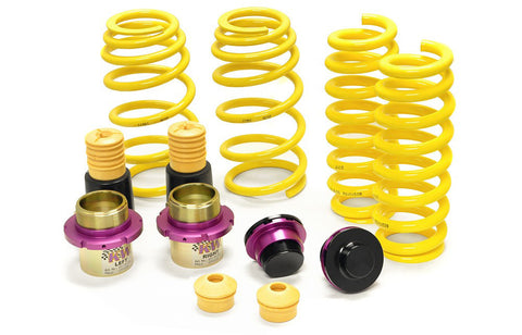 KW Suspension HAS Height Adjustable Spring kit suits Mercedes Benz AMG C63 (W205)