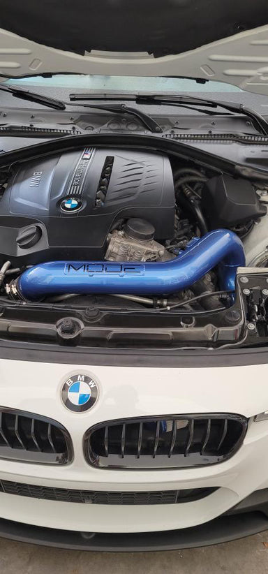 MODE Air+ Performance Front Mounted Intake Kit BMW M135i F20 M235i F22 335i F30 435i F32 N55 - MODE Auto Concepts