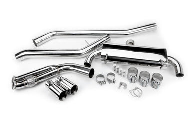 "VRSF 3.5"" Stainless Steel Catback Exhaust suit N54 & N55 BMW 335i (E90/E92) (2007-2013) - MODE Auto Concepts"