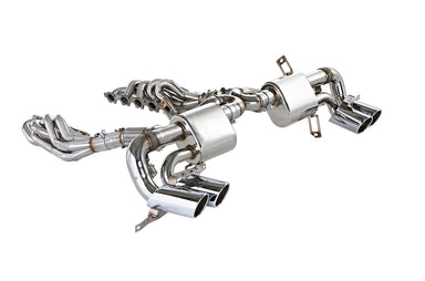 iPE - Headers with Decatted Cat Bypass Pipe suit Lamborghini Gallardo LP550 / 560 / 570 (2008-2013) - MODE Auto Concepts