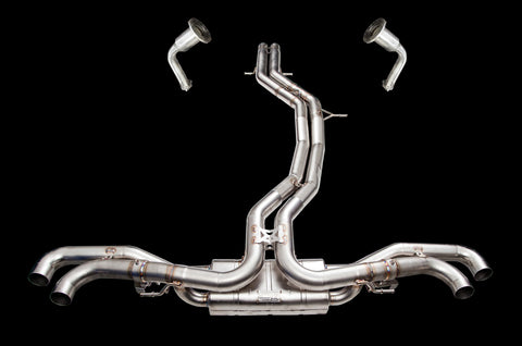iPE - Valvetronic Exhaust w/ Chrome Tips suit Lamborghini URUS (2018-Current)