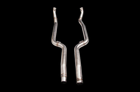 iPE - Decatted Downpipe Cat Bypass Pipe suit Mercedes Benz E63 W212 AWD (2013-2016)